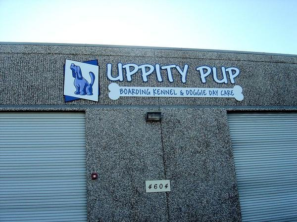 Pet Friendly Uppity Pup Boarding Kennel & Doggie Daycare