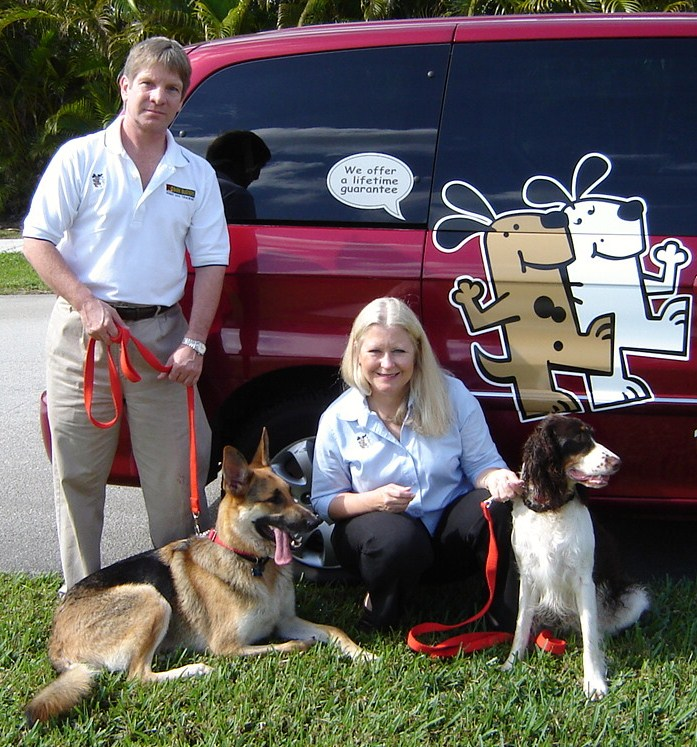 Pet Friendly Bark Busters - South Florida