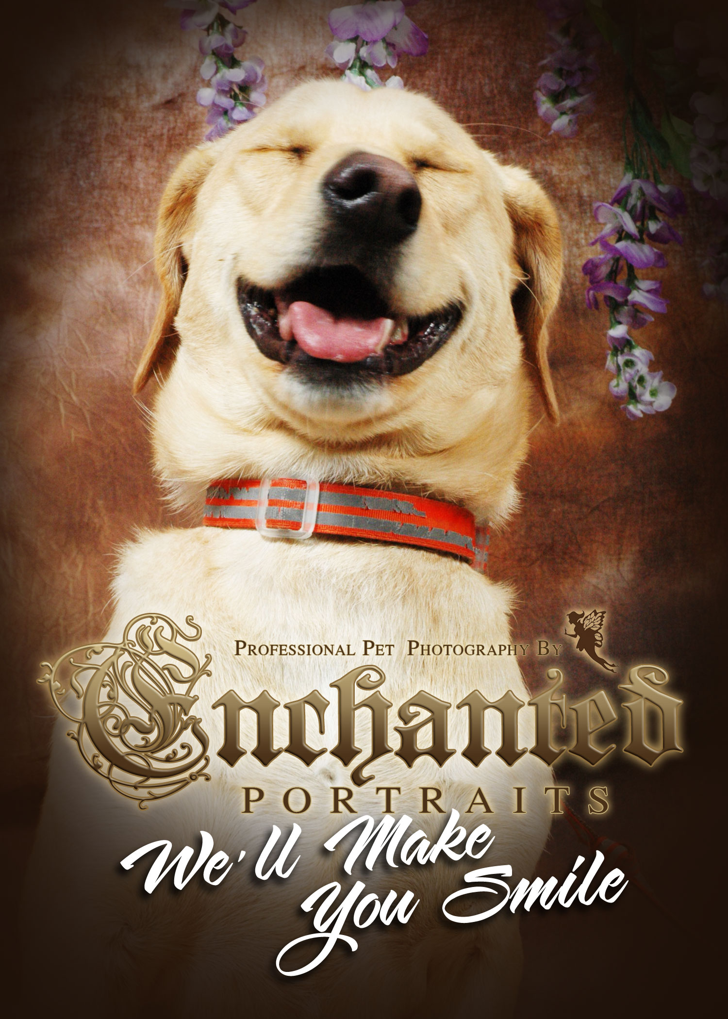 Pet Friendly Enchanted Portraits