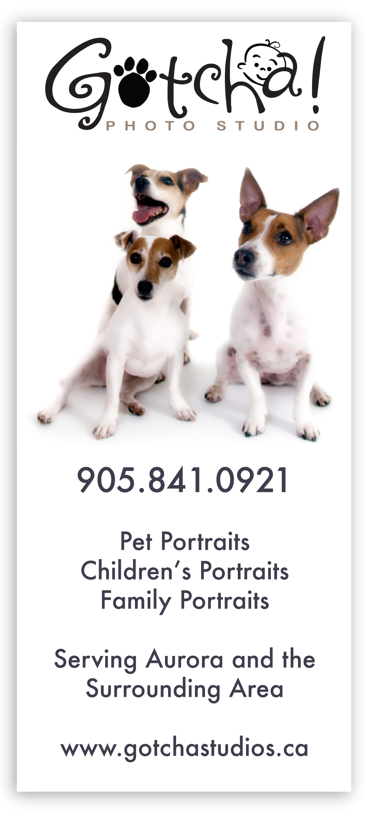Pet Friendly Gotcha! Photo Studio