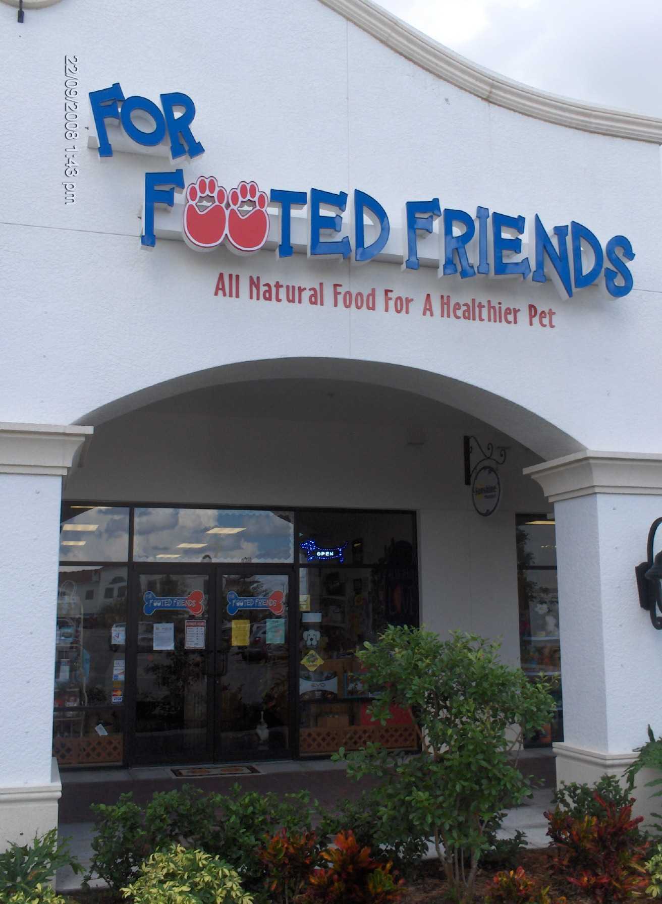 Pet Friendly For Footed Friends