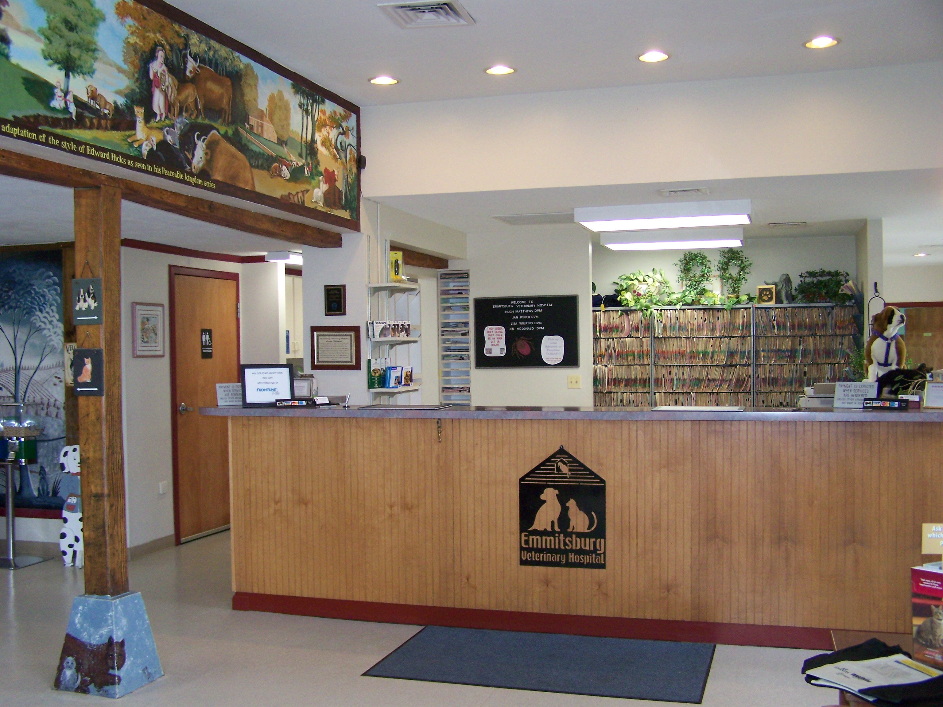 Pet Friendly Emmitsburg Veterinary Hospital