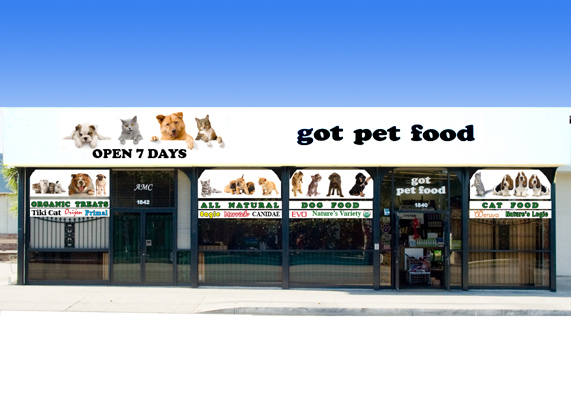 Pet Friendly Got Pet Food