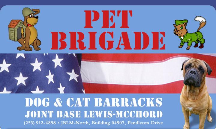 Pet Friendly The Pet Brigade