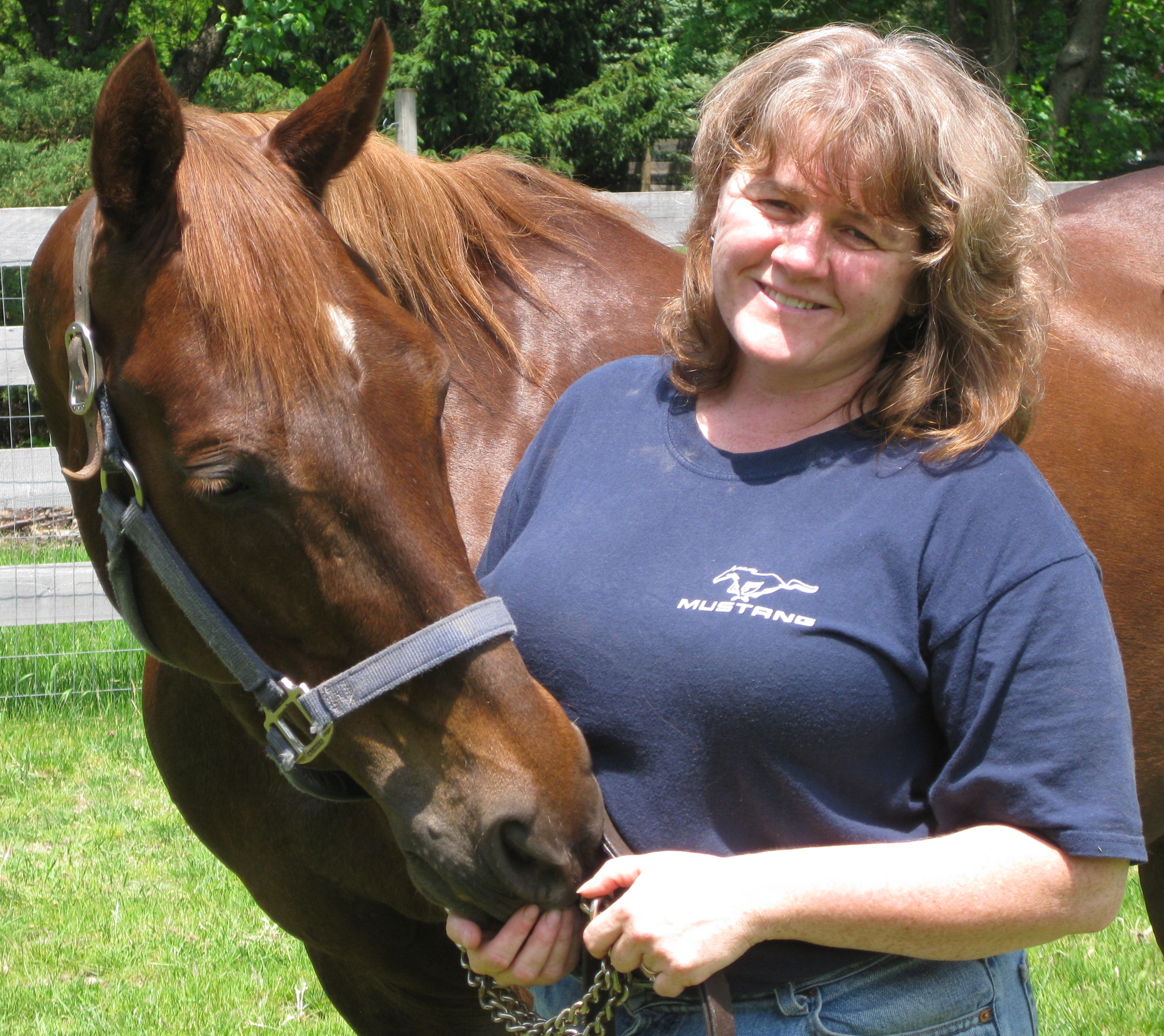 Pet Friendly Mustang Sally Horse and Pet Sitting