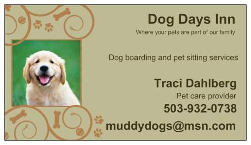 Pet Friendly Dog Days Inn