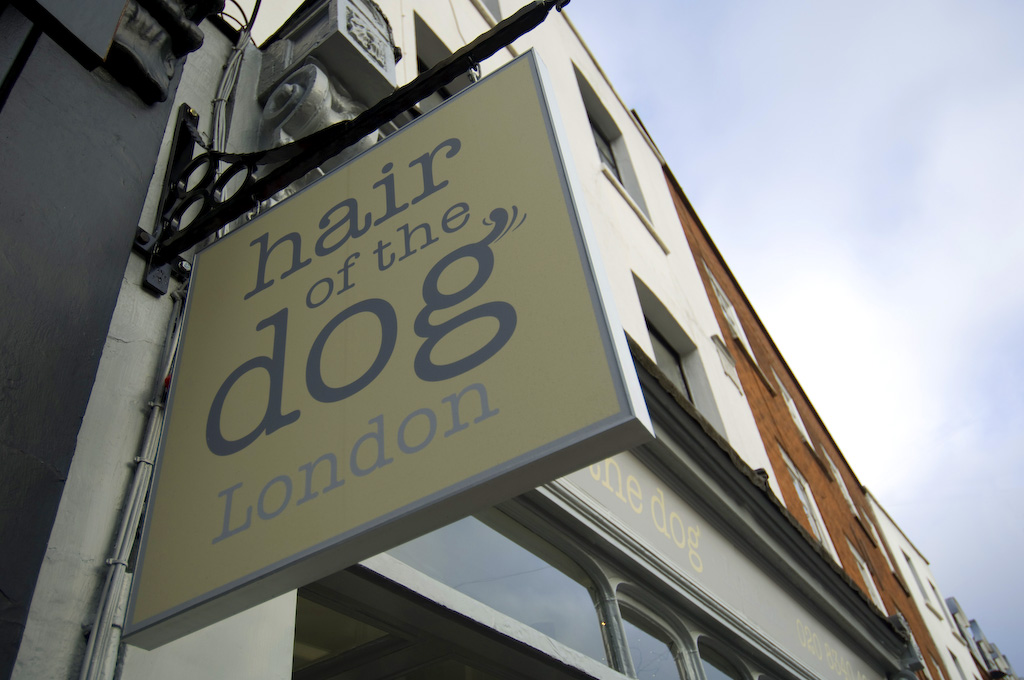 Pet Friendly Hair of the Dog London