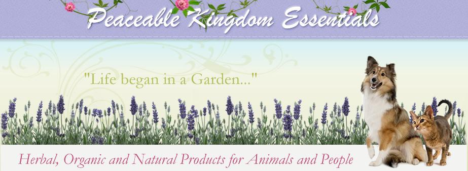 Pet Friendly Peaceable Kingdom Essentials