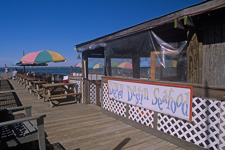 Dewey Destin Seafood Restaurant Is Pet Friendly