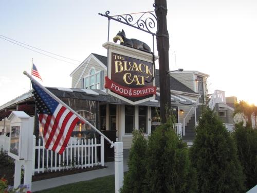 The Black Cat Tavern Is Pet Friendly