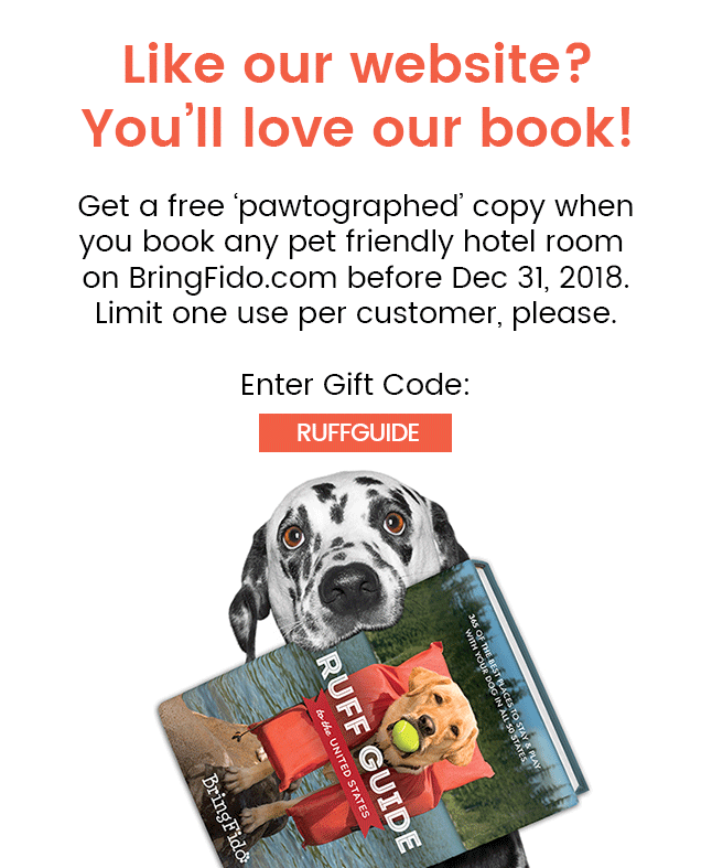 Free 'Pawtographed' Copy of Ruff Guide to the United States